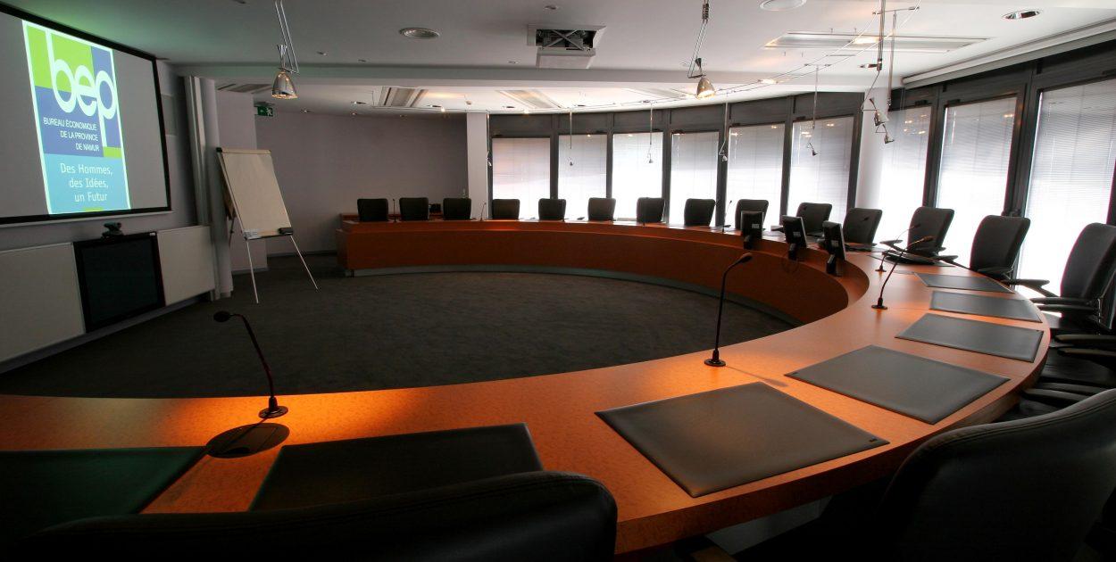 salle du conseil d'administration