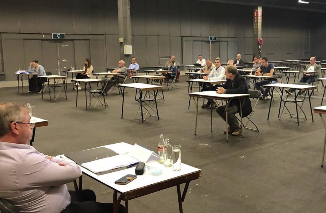 AG juin 2020 à Namur Expo
